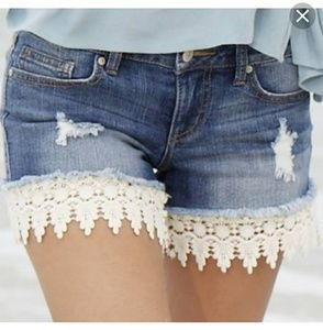 Altar'd state shorts.